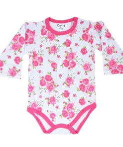 body flor cobertura ML fucsia