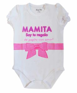 body mamita blanco MC