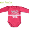 body mamita fucsia ML