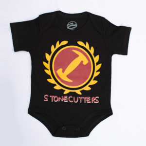body stonecutters negro